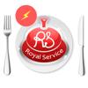 Royal Service - Доставка еды из ресторанов, суши баров и кафе Киева круглосуточно онлайн. Карта электрозаправок.