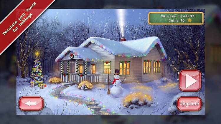 Christmas Mansion Free