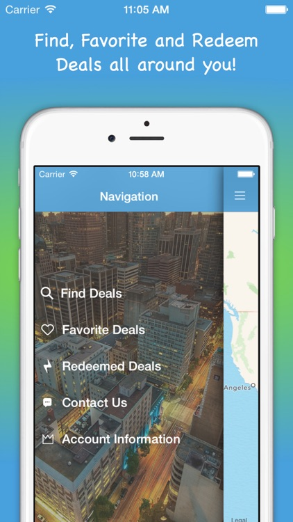 bdayfreeday - Birthday Free Deals locator and Daily Deal connector App