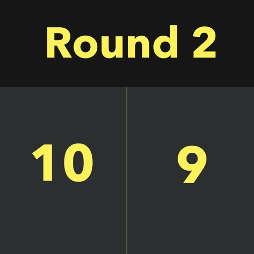JudgePad (Boxing scorecard)