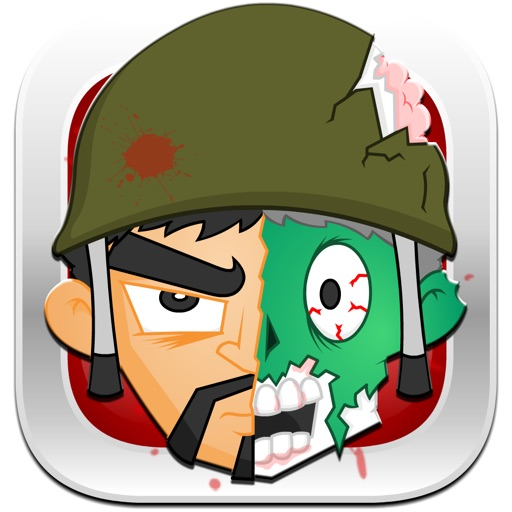 Army vs. Zombies - Clash of the Underworld Dead by Uber Zany iOS App