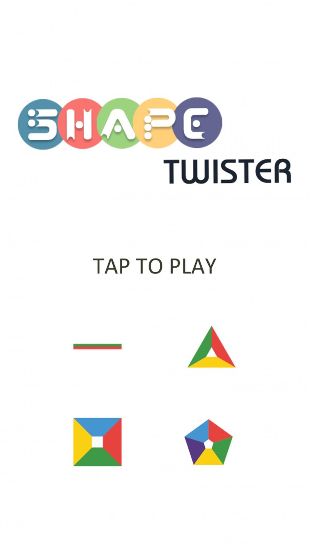 Shape Twister Cheat Codes