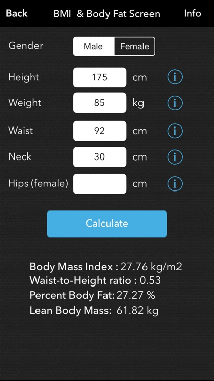 Mighty Scale -  Simple Weight Loss And Body Metrics Tracker screenshot-3