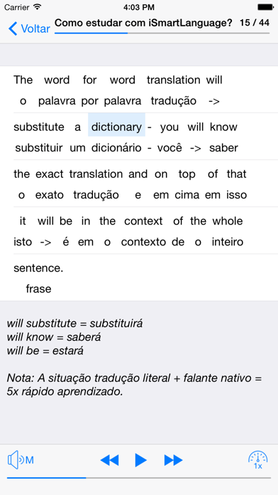 Inglês PREMIUM screenshot three