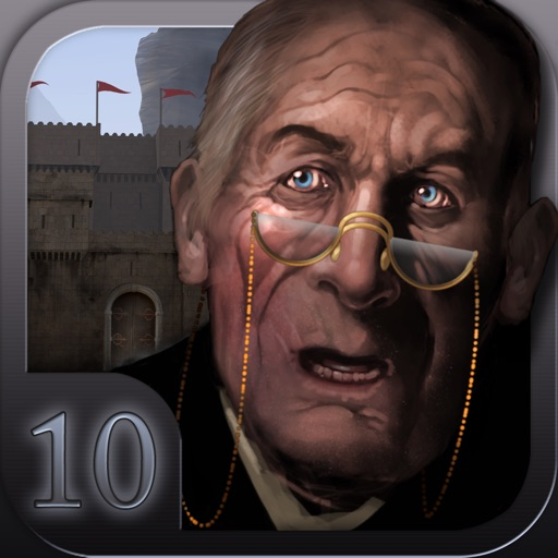 Gamebook Adventures 10: Lords of Nurroth icon