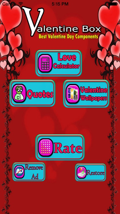 valentine box best valentine day components with love calculator hd wallpapers and romantic quotes