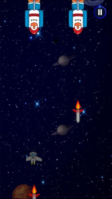 Interstellar Space Galaxy War screenshot two