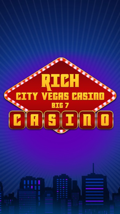 Rich City Vegas Casino - Big 7 Casino screenshot one