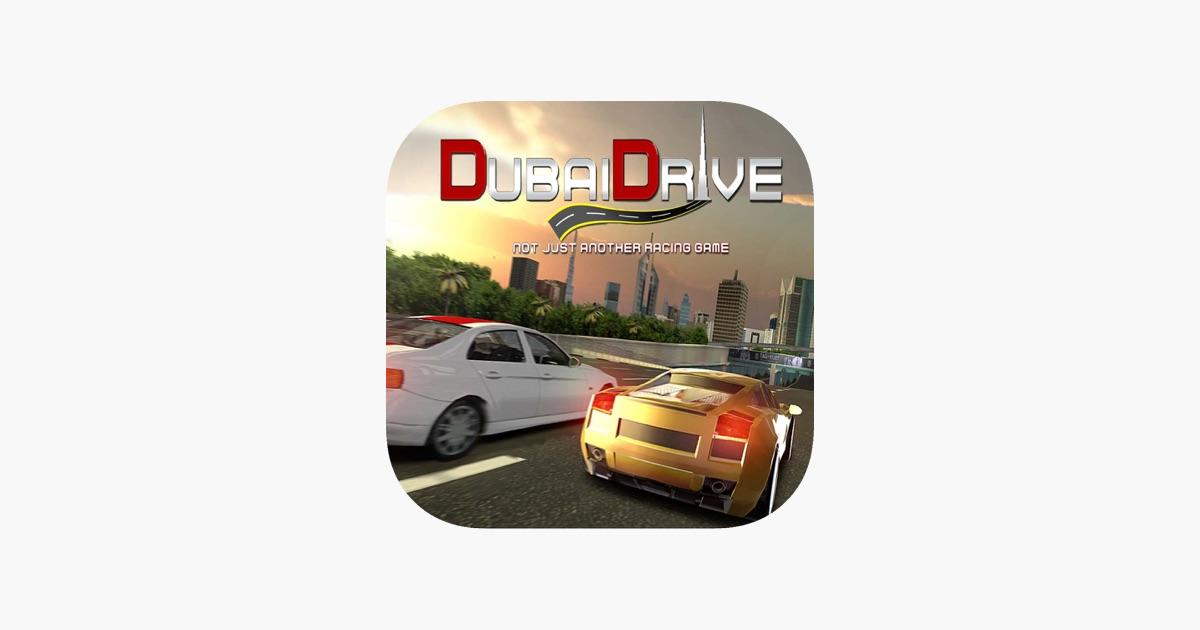Dubai Drive on the App Store