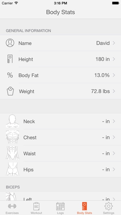 Fitness Point - 7 Minutes Workout PRO screenshot-4