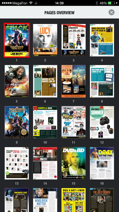 STACK Magazine screenshot four