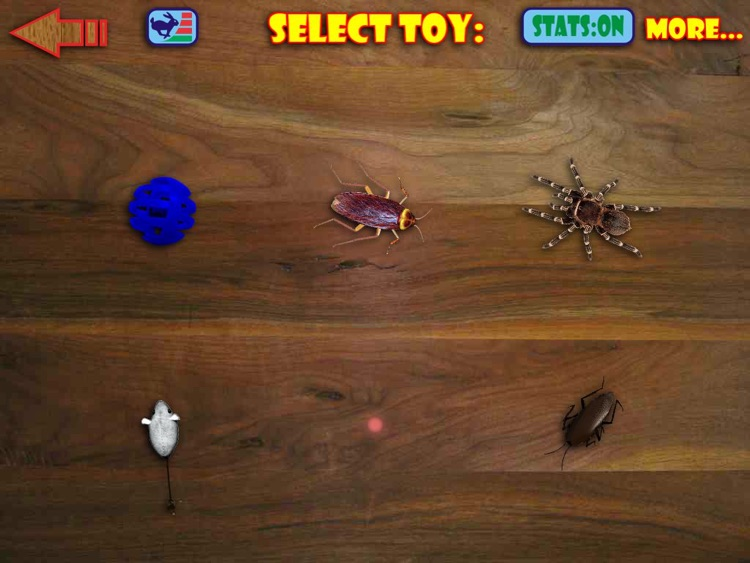 Virtual Cat Toys HD screenshot-2