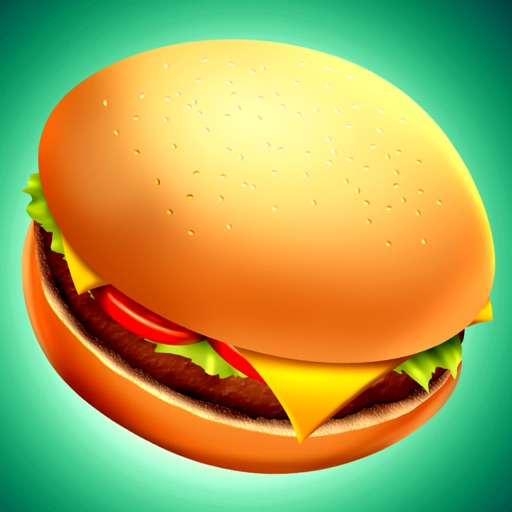 Cooking Burger Tower Fever icon