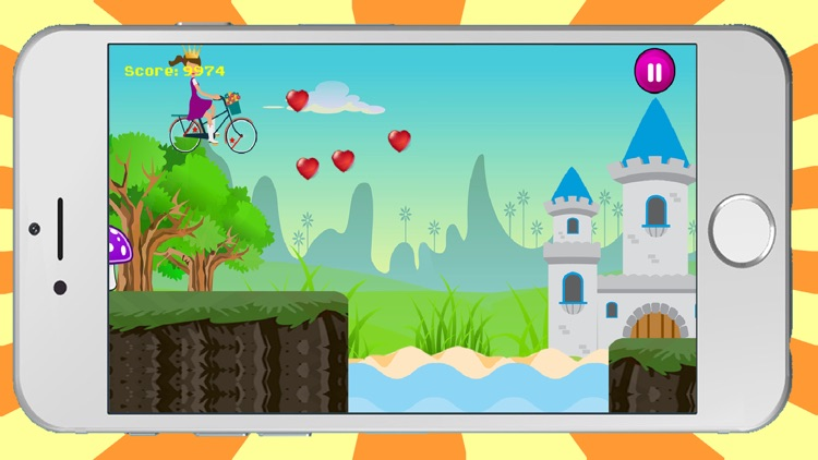 Princess Run HD screenshot-3