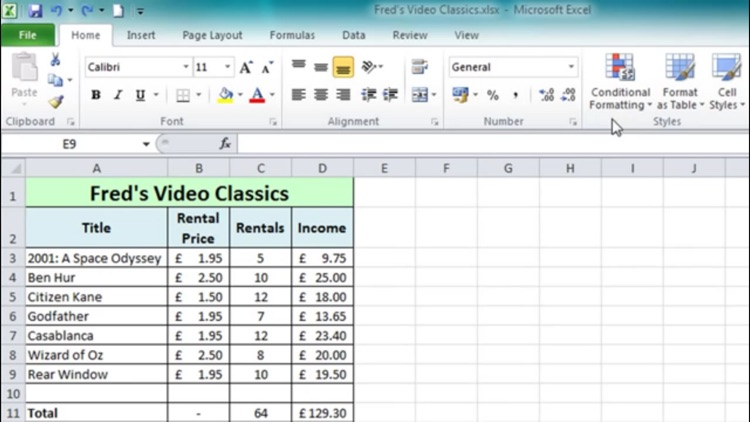 Easy To Use! Microsoft Excel Edition screenshot-2
