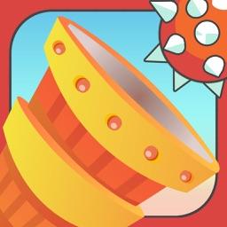 Mega Blaster: Endless Shooter Arcade Defense Game