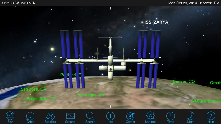 Satellite Safari screenshot-2