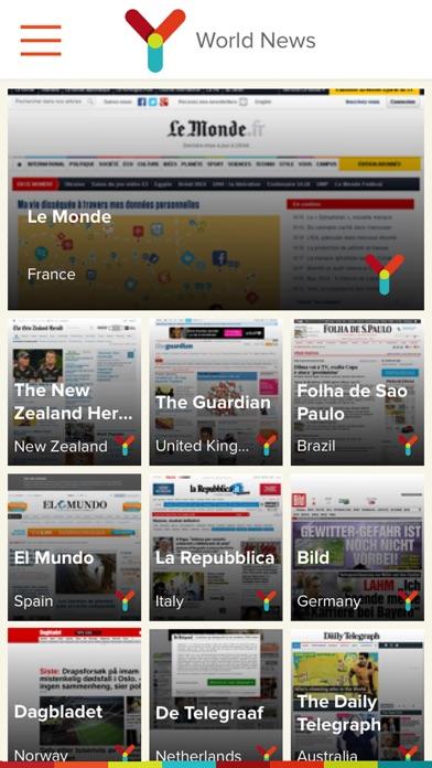 myNews Pro DeutschlandScreenshot von 3