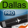 Dallas Fort Worth Airport Pro (DFW/DAL) + Flight Tracker Dallas Love Radar