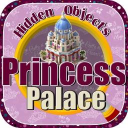 Princess Christmas Hidden Objects