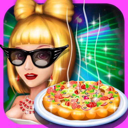 Celebrity Pizza Chef - princess dress up & free kids games