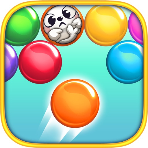 Bubble Burst - Bubble Shooter Puzzle Game