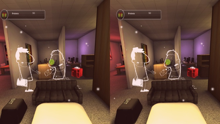 VR presents and candy collector – X-mas edition screenshot-3