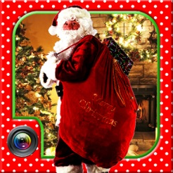 Santa Was In My House HD Christmas Cam 4+