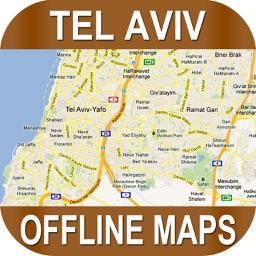 Tel Aviv Offlinemaps with RouteFinder