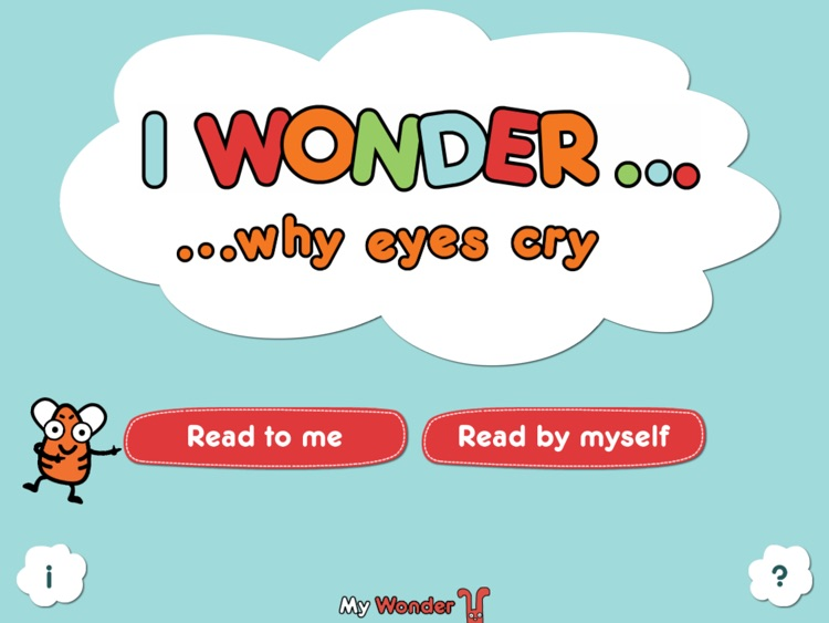 The Wonders - Why Eyes Cry