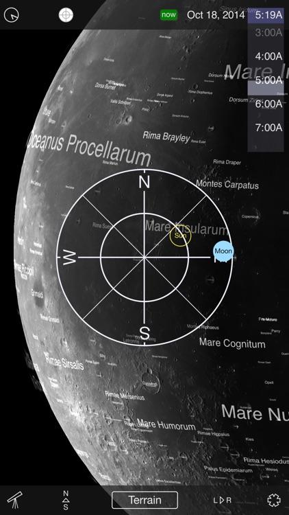 Moon Globe HD