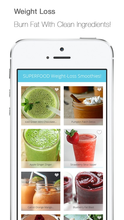 FREE! WeightLoss Smoothies for Detox, Nutrition, Anti-Oxidant, HealthyLiving, Low-Calorie Food and Fitness! screenshot-3
