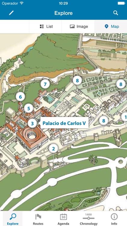 La Alhambra Official Guide