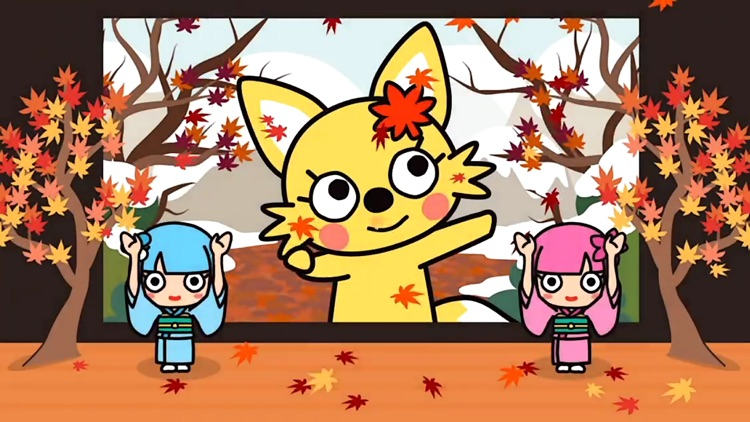 Little fox (FREE)  - Jajajajan Kids Song series screenshot-3
