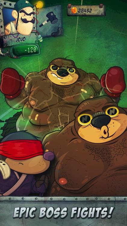 Whack Wars: Smash the Moles screenshot-3