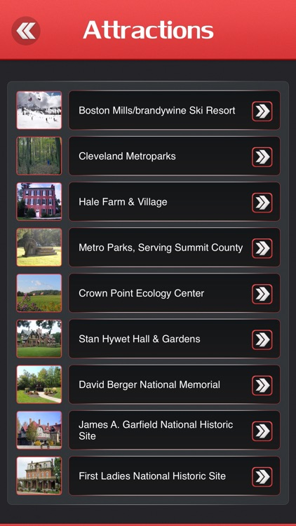 Cuyahoga Valley National Park Travel Guide screenshot-2