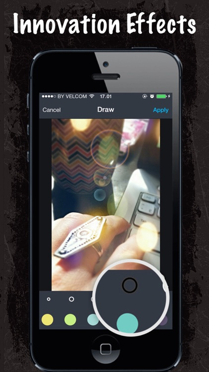 Retro Star Photo Editor - vintage camera for painting sketch effects + stickers screenshot-3