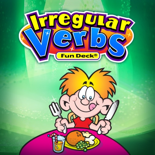 Irregular Verbs Fun Deck