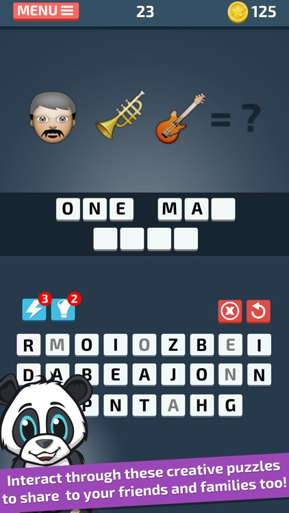 Emoji Puzzles - Guess the Word Phrase