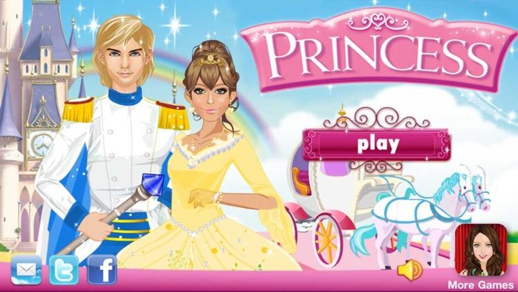 Dress Up - Princess