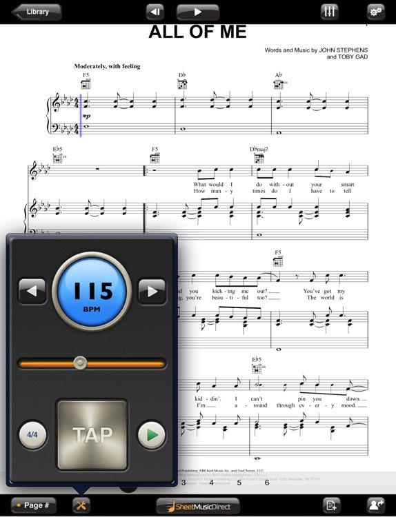 SheetMusicDirect.us screenshot-3
