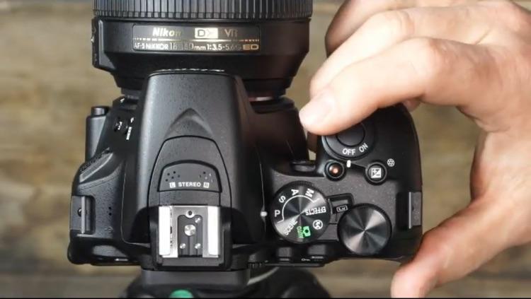 QuickPro  Control + Train for Nikon D5500 HD