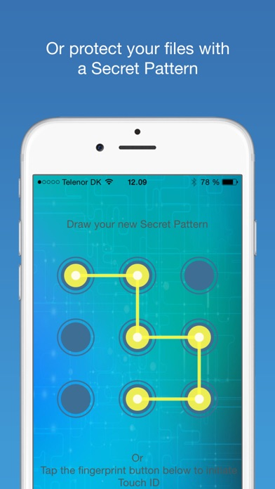 Touch ID Camera Security Manager: Hide Private Secret Photos + Documents screenshot two