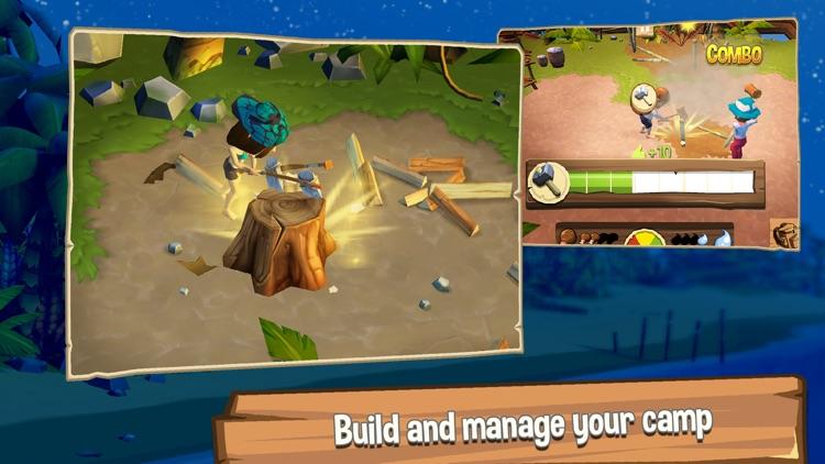 Survivor - Clash of Heroes - Free Edition screenshot-3