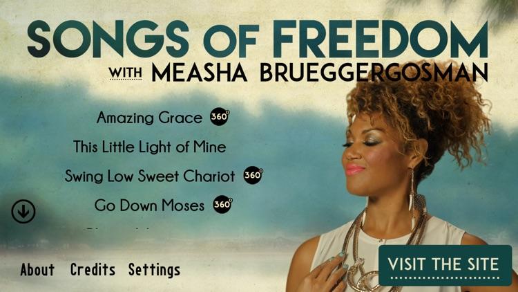Songs of Freedom with Measha Brueggergosman