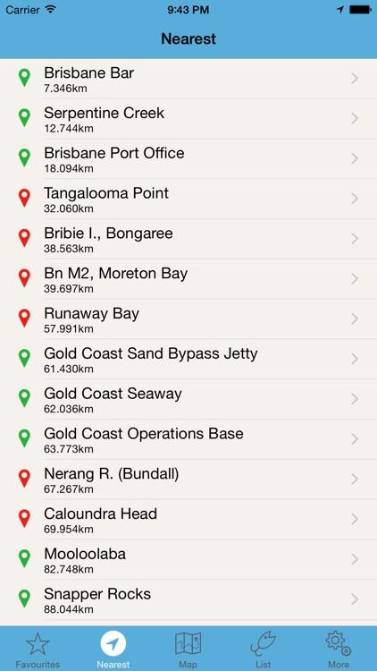 Tide Times QLD Plus screenshot-3