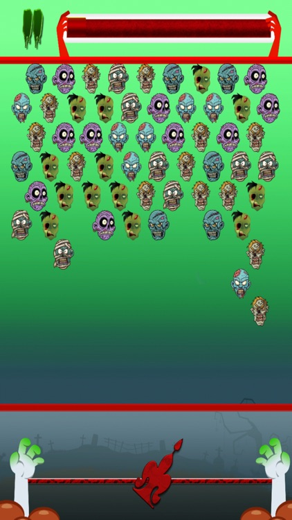 Zombie Shooter - Stop The Bubble War!