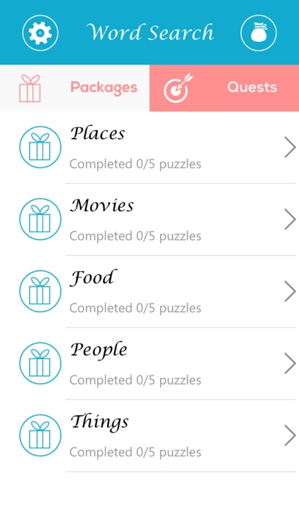 Search Word Puzzles -- Food, Celebrity and Much More