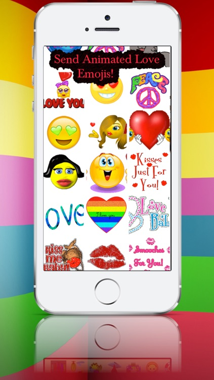 Animated Emojis screenshot-3