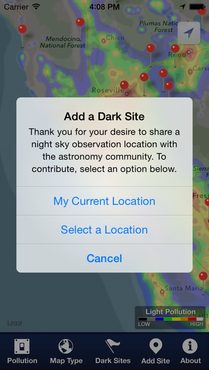 Dark Sky Finder screenshot-3